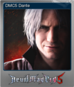 Devil May Cry 5 Card Foil 3