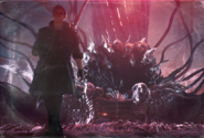 DMC5 Clear Bonus Art 2