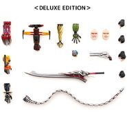 Sentinel Dante & Nero figures PVs (12)