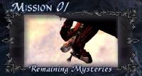 DMC4 SE cutscene - Remaining Mysteries