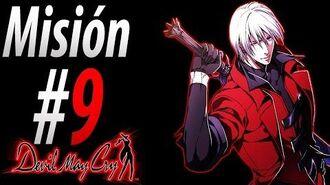 """Devil May Cry 1 HD Español Misión 9 """"Nueva Fuerza"""""""