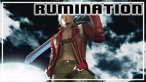 Rumination Analysis on Devil May Cry 3