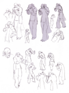 Devil May Cry 4 Devil's Material Collection Agnus concept art 4