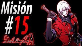 """Devil May Cry 1 HD Español Misión 15 """"La Rueda del Destino"""""""