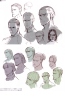 Devil May Cry 4 Devil's Material Collection Credo concept art 4
