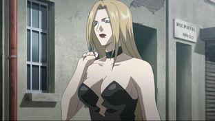 Trish Anime