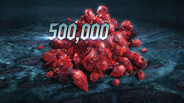 500,000 Red Orbs
