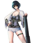 Onimusha Soul - Lady