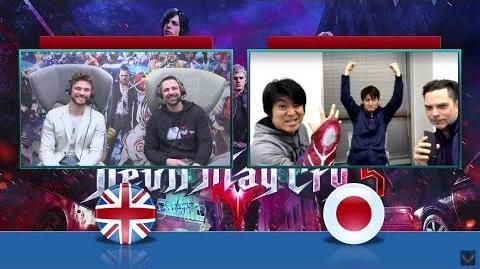 Devil May Cry 5 - The Final Stream with Karlo Baker, Kyo, DevilNeverCry & Team Capcom (uncut)