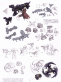 Devil May Cry 4 Devil's Material Collection Pandora concept art 3