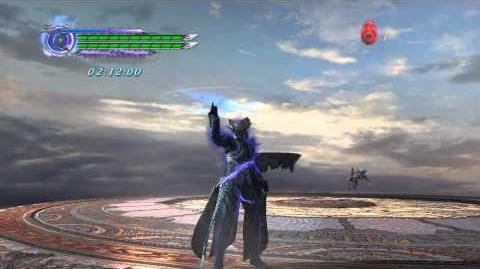 Devil May Cry 4 SE - Vergil Lady Trish Taunts Complete HD 60fps