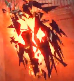 Fragmentos demoniacos