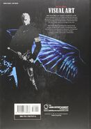 DmC Devil May Cry Visual Art - back cover
