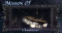 DMC4 SE cutscene - Chandelier