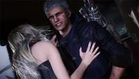DMC5 cutscene - Mission 18-Scene 11