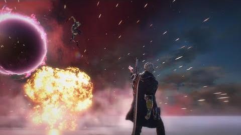 DEVIL BREAKER OVERTURE EXPLODER - Devil May Cry 5