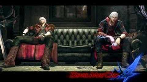Devil May Cry 4 Standard Daytime