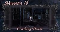 DMC4 SE cutscene - Crashing Down