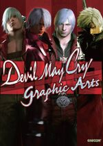 Devil May Cry 3142 Graphic Arts - front cover