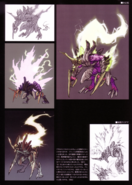 Devil May Cry 4 Devil's Material Collection Blitz concept art 2