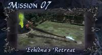 DMC4 SE cutscene - Echidna's Retreat