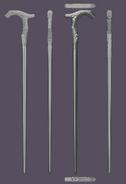 V's cane concept DMC5