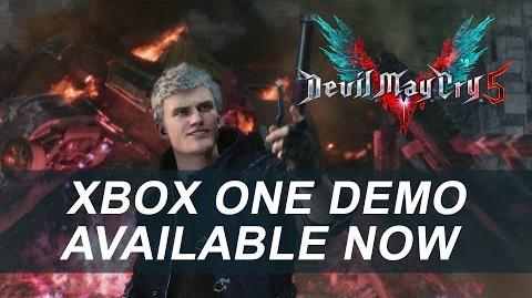 Devil May Cry 5 - Xbox One Demo