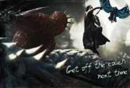 DMC5 Clear Bonus Art 9