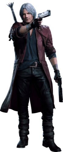 دانته (Dante) Devil May Cry