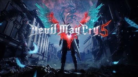 Devil May Cry 5 E3 Announce Trailer