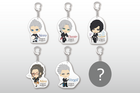Capcom Cafe 2nd collab DMC5 key chains