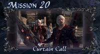 DMC4 SE cutscene - Curtain Call