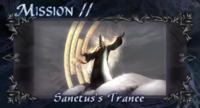 DMC4 SE cutscene - Sanctus's Trance