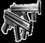 DMC2 - Submachine Guns - Equip Screen