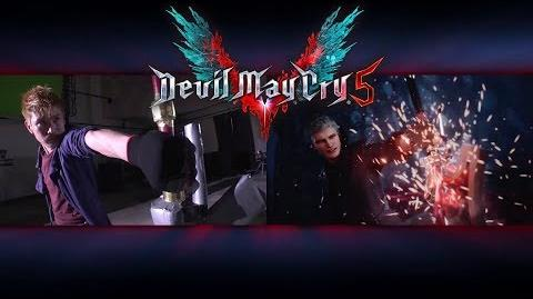 Devil May Cry 5 - Pre-Viz Live Action Cutscenes Trailer