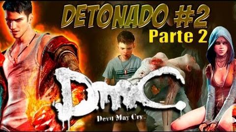 DMC Devil May Cry Detonado parte 2 2(Duras Verdades) PC - BR