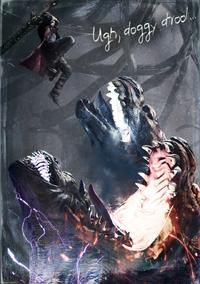 DMC5 Clear Bonus Art 25