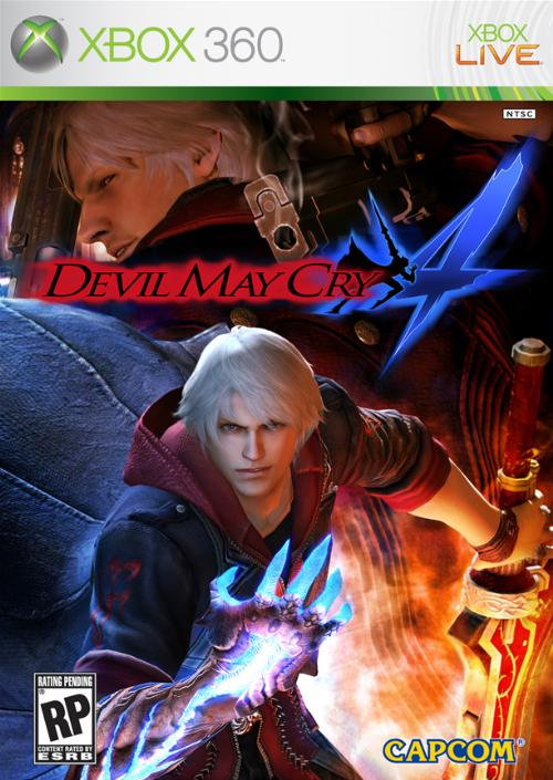 Devil May Cry 4 | Devil May Cry Wiki | FANDOM powered by Wikia