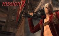 DMC3 SE MISSION 2 cutscenes