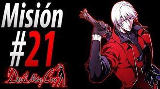 """Devil May Cry 1 HD Español Misión 21 """"Cueva Viviente"""""""