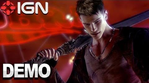 DmC - Combat Walkthrough Demo