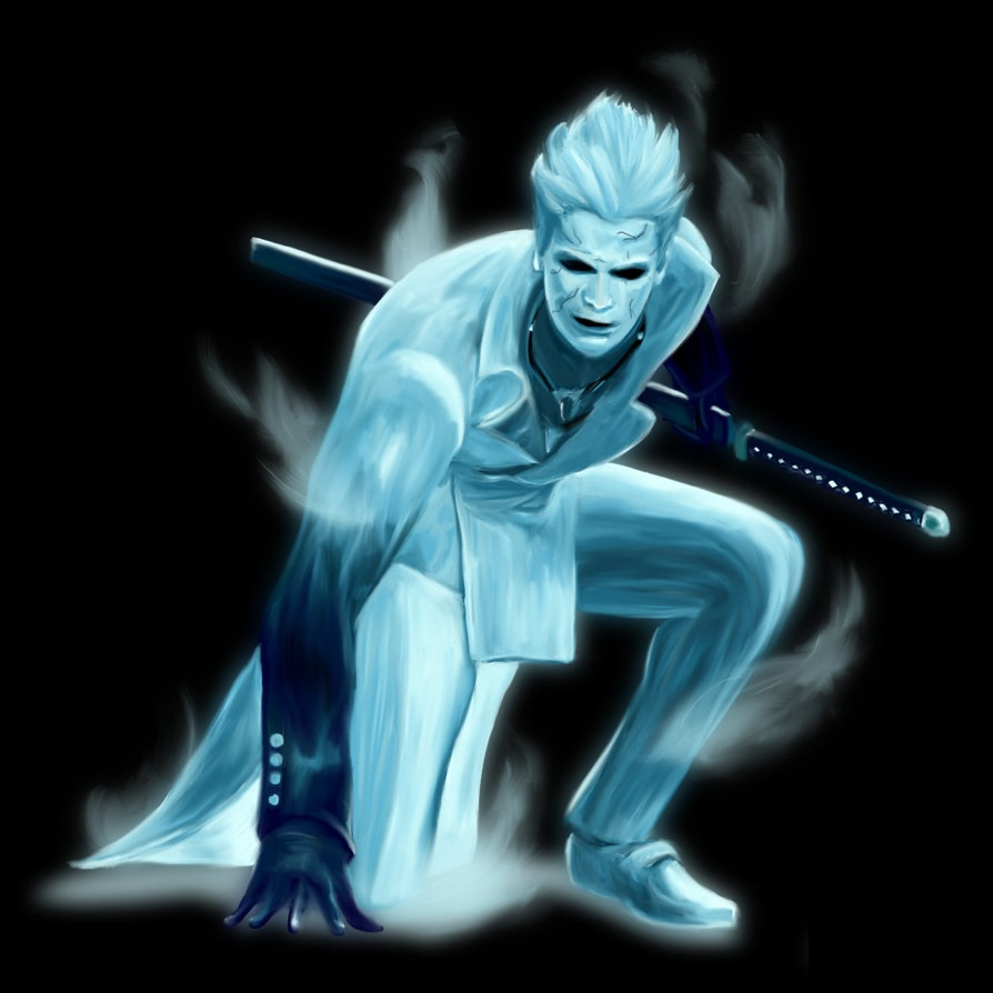 Hollow vergil devil may cry wiki fandom powered by wikia hollow vergil voltagebd Choice Image