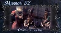 DMC4 SE cutscene - Demon Invasion