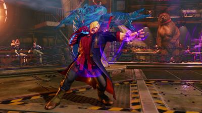 Street Fighter V Ed - Nero