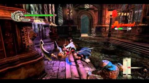 Let´s Play Devil May Cry 4 004 ´Common that´s Just Nasty!