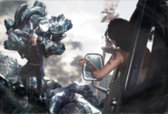 DMC5 Clear Bonus Art 14