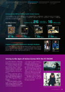 "Capcom 2018 Annual Report - ""The Heart of Value Creation""3"