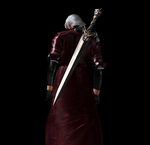 DMC1 Dante with Force Edge