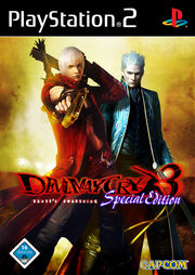 DMC3 Special Edition front cover