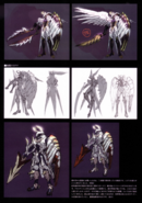 Devil May Cry 4 Devil's Material Collection Angelo Credo concept art 4